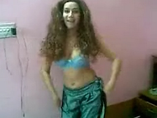 Isv gallery 51. Karachi girl dacing on a exciting arab song like a belly dancer